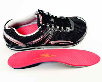 Running Shoe Orthotics